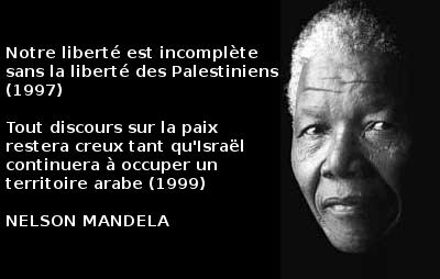L'islam et le terrorisme - Page 5 Mandela