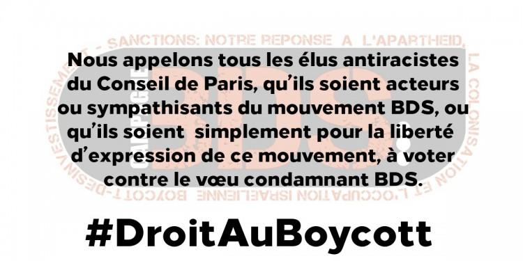 Droit au Boycott