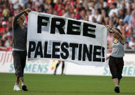 Normaliser l'apartheid israélien par les événements sportifs internationaux