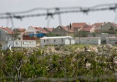 La campagne Maisons Volées appelle Airbnb à arrêter de mettre en ligne ses locations de vacances dans les colonies israéliennes. (Ryan Rodrick Beiler / ActiveStills)