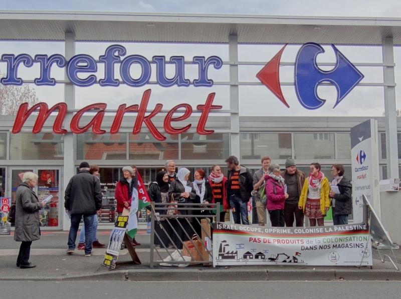Carrefour Clermont