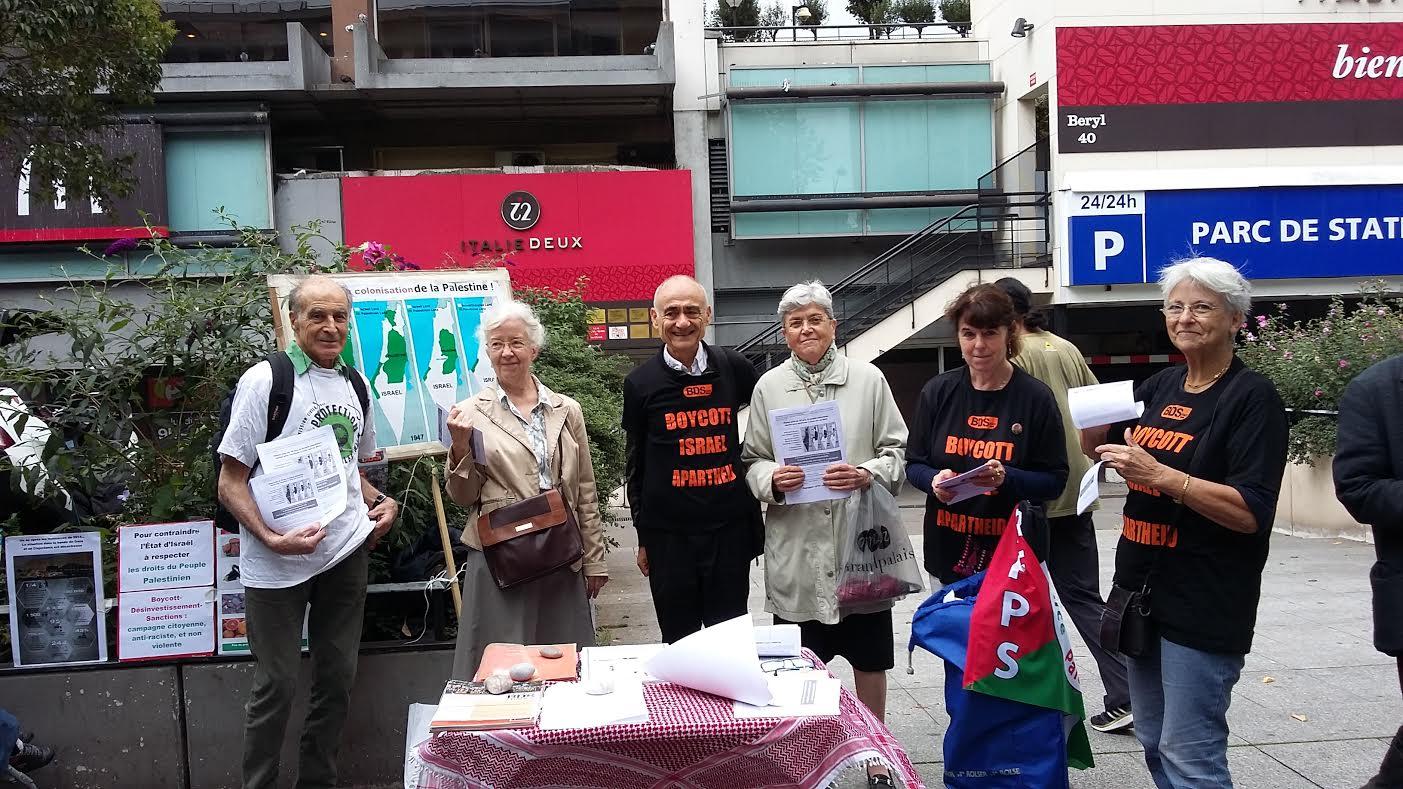 Action boycott carrefour avenue d italie paris 13e for Bureau de poste paris 13 avenue d italie