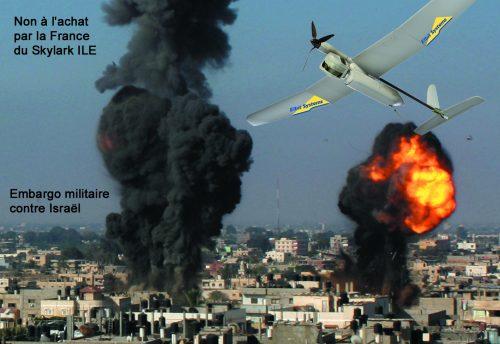 Pour autant, quel que soit le fournisseur, on ne peut se réjouir de l'acquisition de telles armes car on sait que ces drones dits «de reconnaissance» sont aussi utilisés pour aider à guider les tirs meurtriers des avions de chasse et sont indirectement létales.