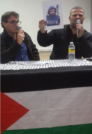 Compte-rendu de la rencontre du 26 novembre avec Haitham Khatib